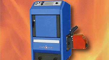 Calderas de biomasa calderas de pellets biomasa calor for Calderas calefaccion lena alto rendimiento